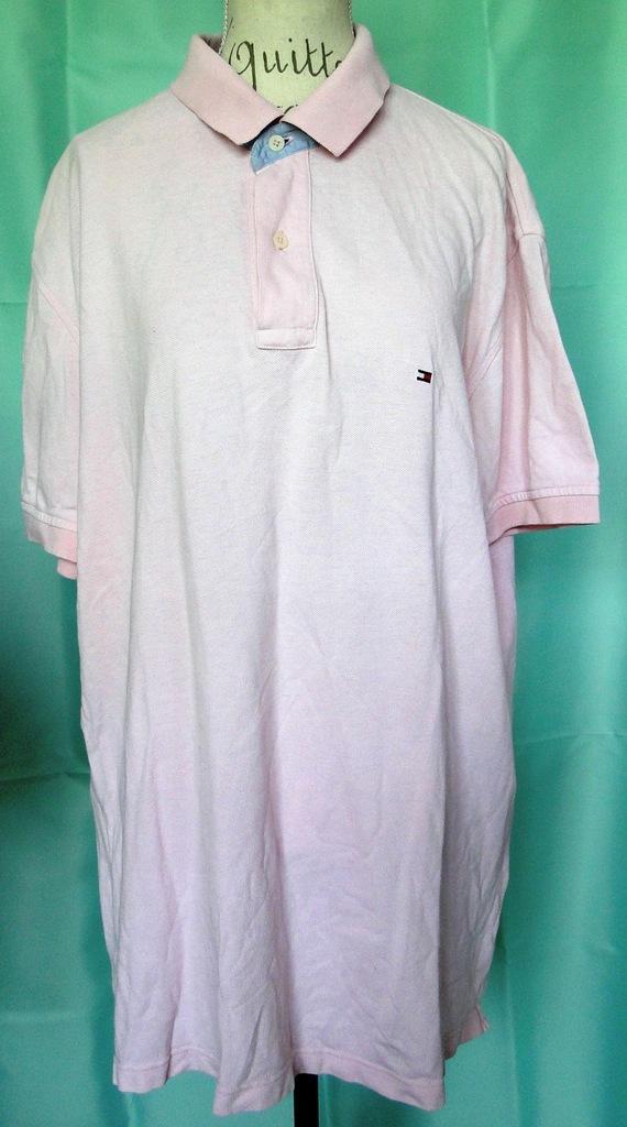 TOMMY HILFIGER - Koszulka Polo Rozm. XL