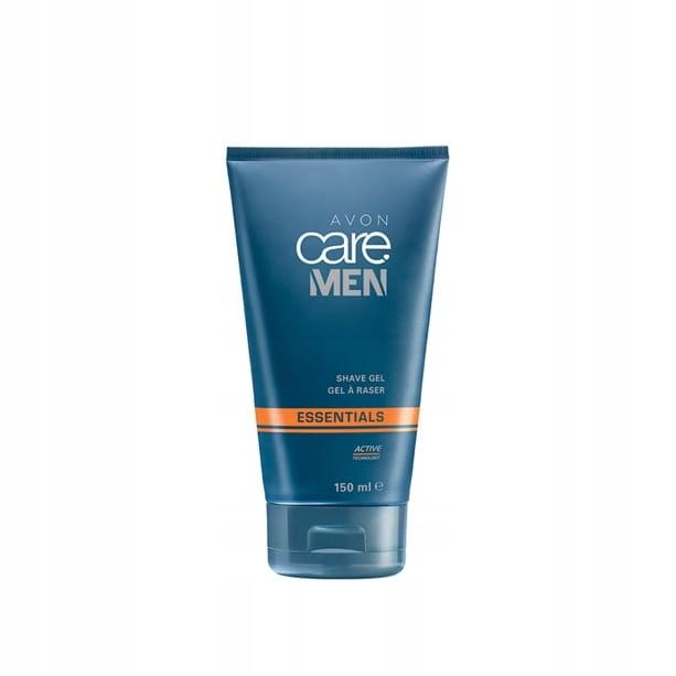 Żel do golenia z technologią Active, Care Men 150