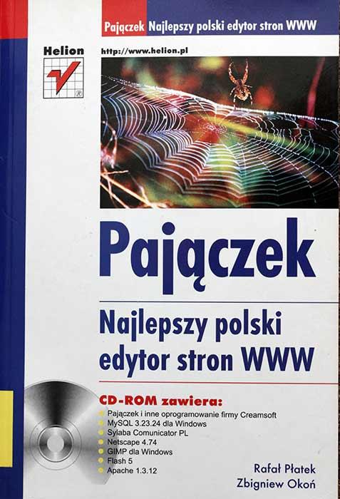 PAJĄCZEK Najlepszy polski edytor stron www