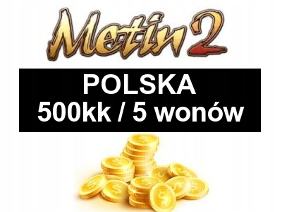 Metin2 Polska Yang/won