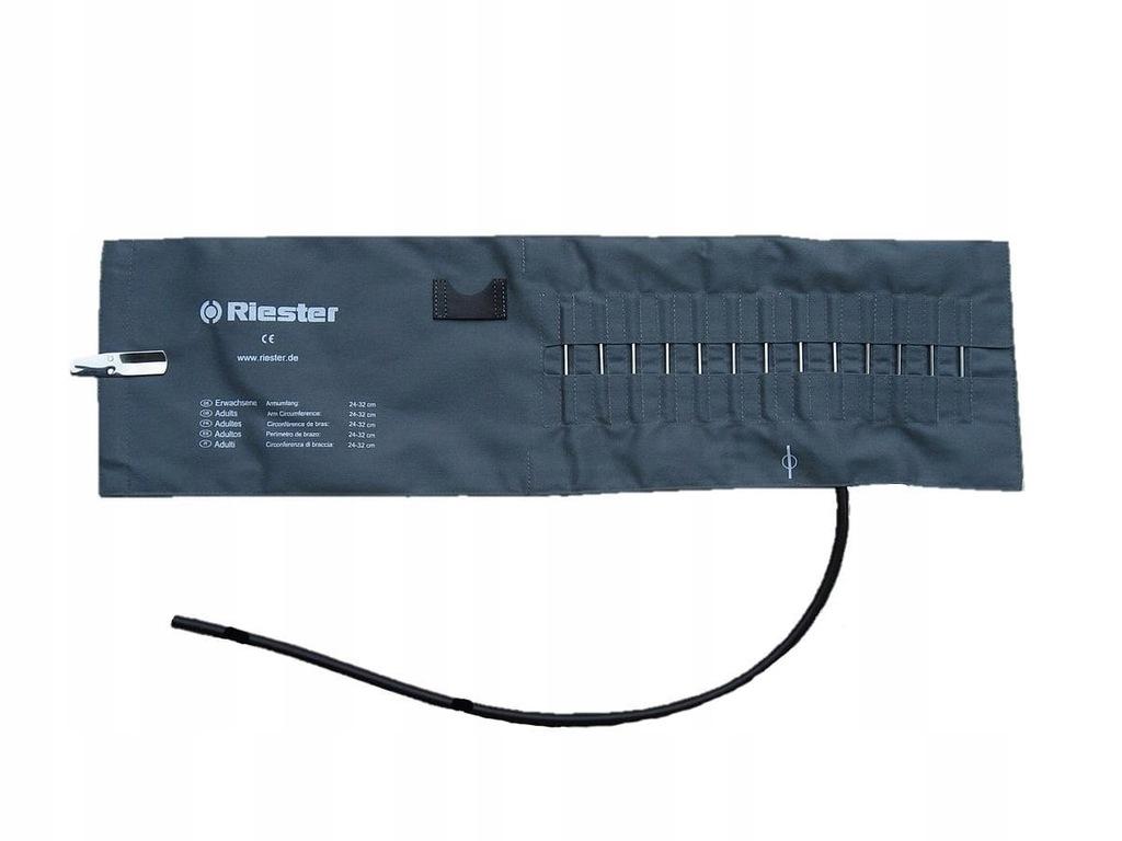 RIESTER Mankiety jednowężykowe-mankiet na zaczepy