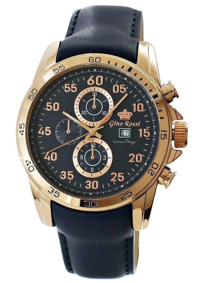 Zegarek Męski Gino Rossi 9753A3-6F3