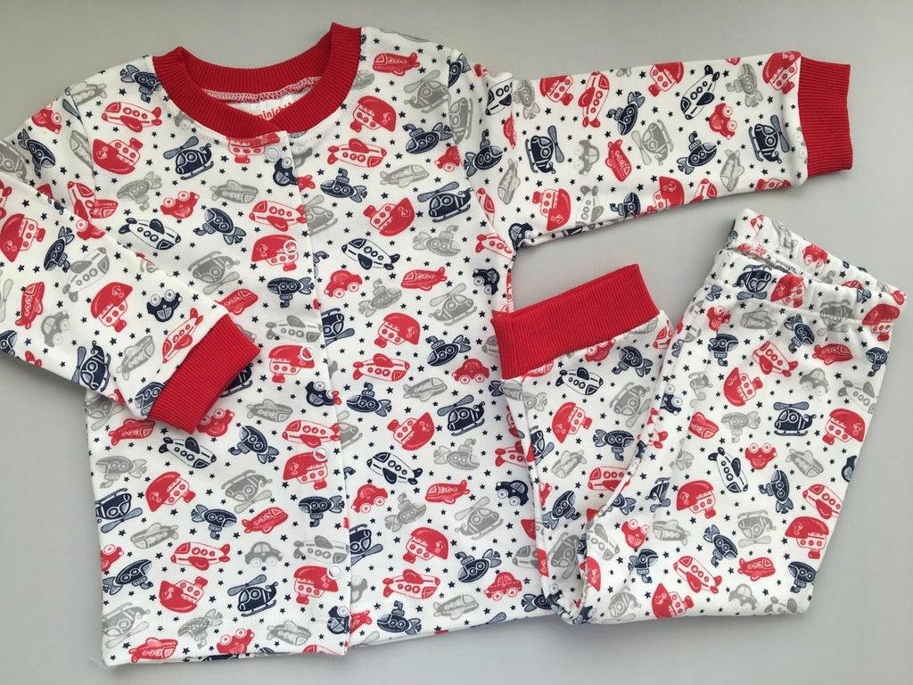 Piżama dziecięca r. 98 cm