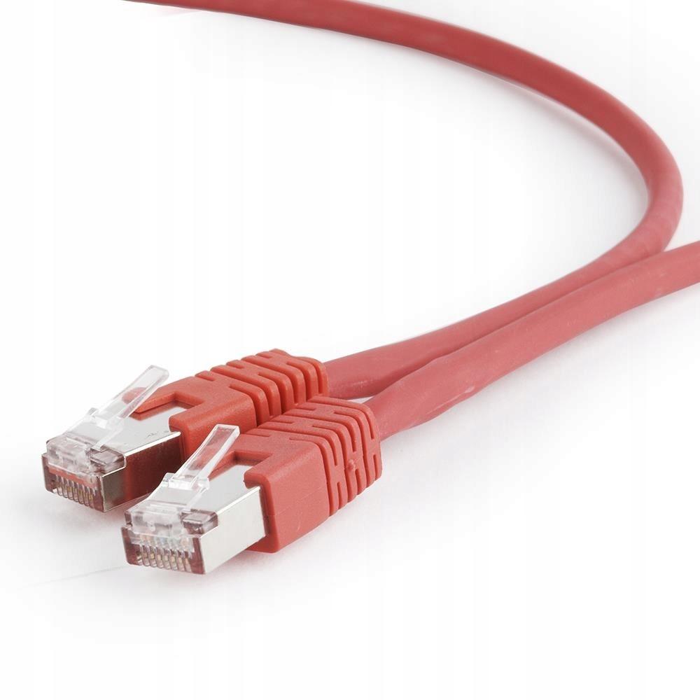 Kabel S/FTP GEMBIRD PP6A-LSZHCU-R-5M (RJ45 - RJ45