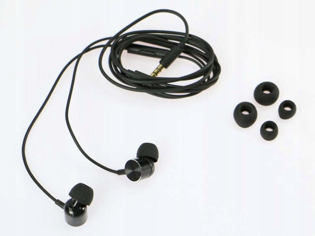 Oryginalne słuchawki Nokia dokanałowe ORYGINALNE