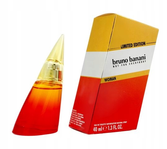Bruno Banani Woman 40 ml Limited Edition oryginał
