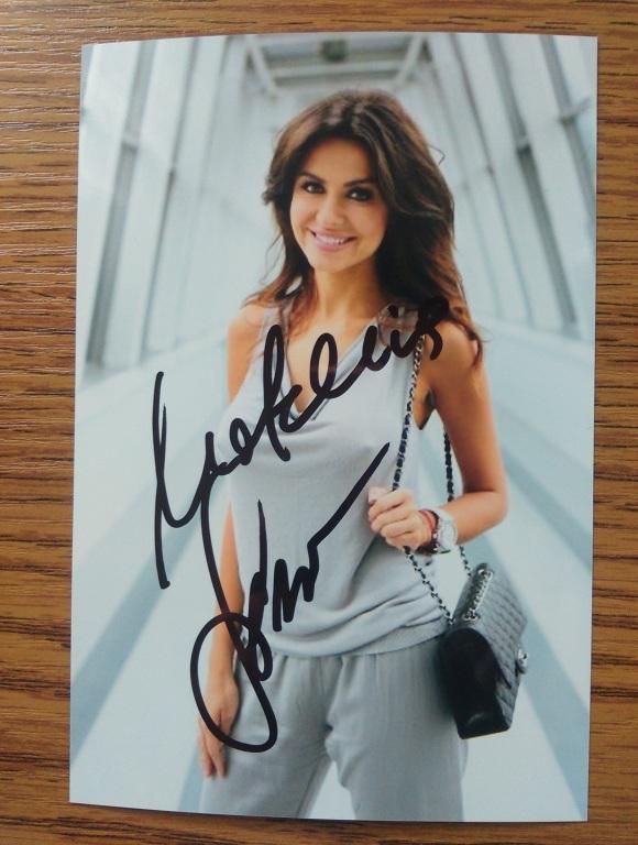 Natalia Siwiec autograf!