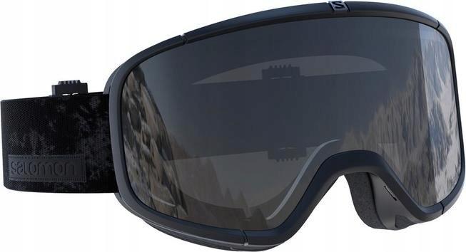 H2812 SALOMON FOUR SEVEN GOGLE SNOWBOARDOWE BLACK