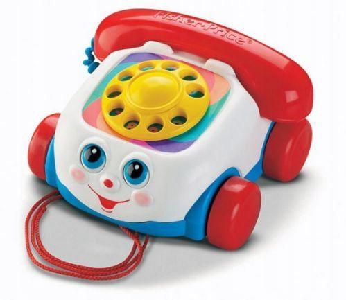 Fisher Price Telefon dla Gadułki FWG66