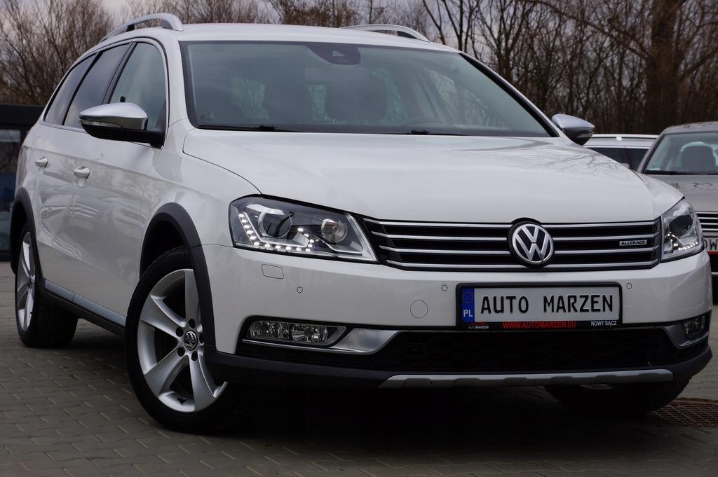 Volkswagen Passat Alltrack 2 0 Tdi Cr 170 Km 4x4 7858383084 Oficjalne Archiwum Allegro