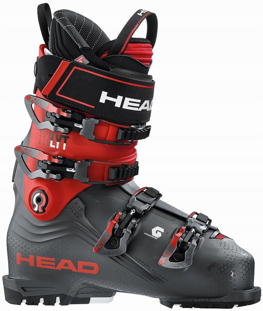 Head buty narciarskie Nexo Lyt 110 Anth/Red 27,5
