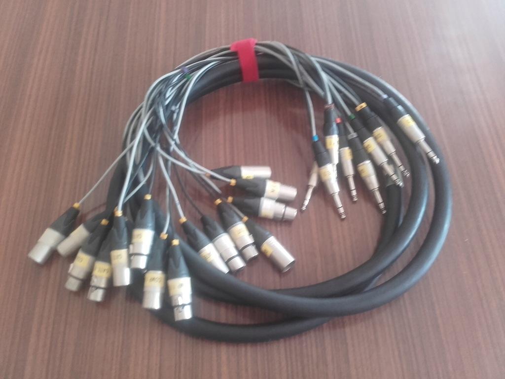 Sommer Mistral MCF Insert Cable-kabel Insert 8 ch