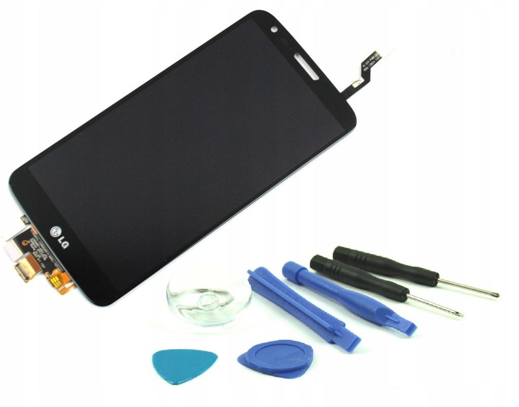 WYŚWIETLACZ DOTYK LCD DIGITIZER LG G2 D802 EKRAN
