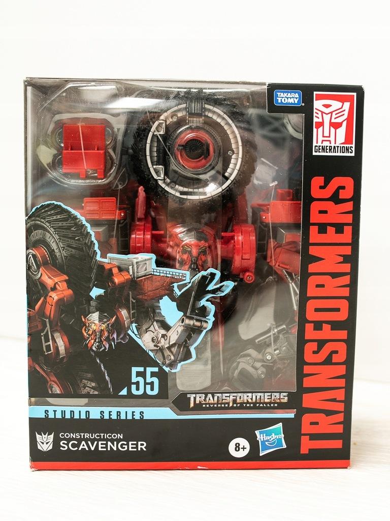 Transformers Constructicon Scavenger