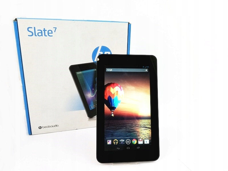 TABLET HP SLATE 7 / 7 CALI / 1 GB / 8 GB