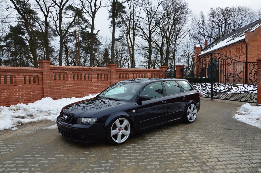 Audi A4 B6 Avant 1 9 Tdi S Line 170km 7864690881 Oficjalne Archiwum Allegro