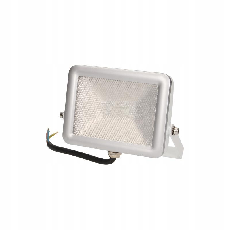 Naświetlacz SLIM LED 10W IP65 srebrny ORNO