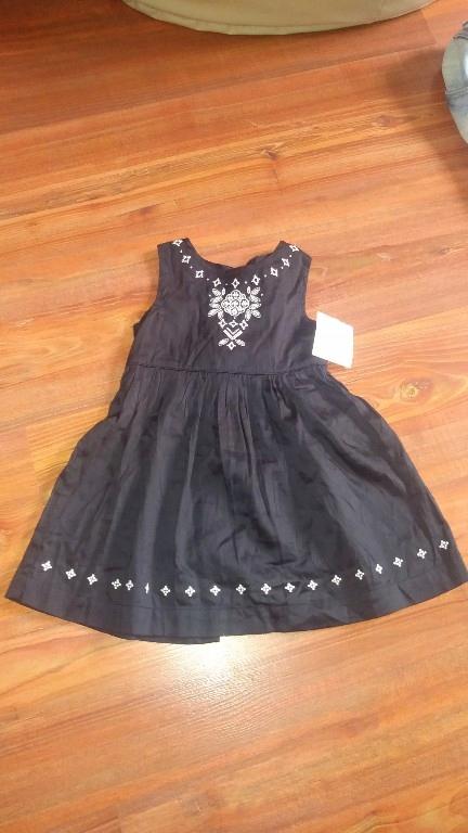 carter's baby sukienka 18msc