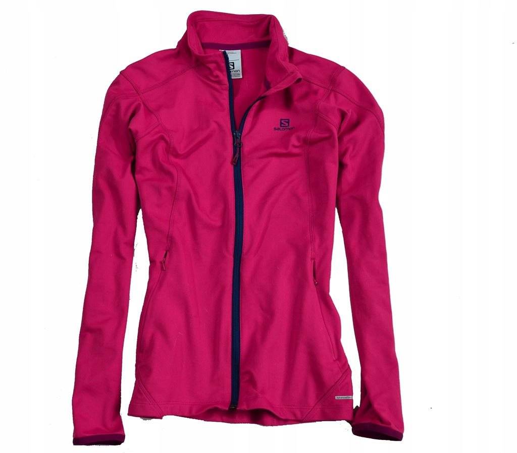 SALOMON_ADVANCE SKIN_ WARM_ BLUZA_ S