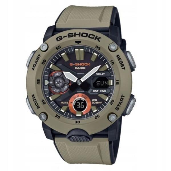 Zegarek męski Casio G-Shock GA-2000-5A