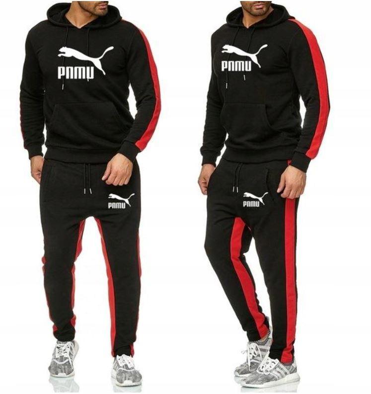 Zestaw Komplet Sportowy Bluza + Spodnie S