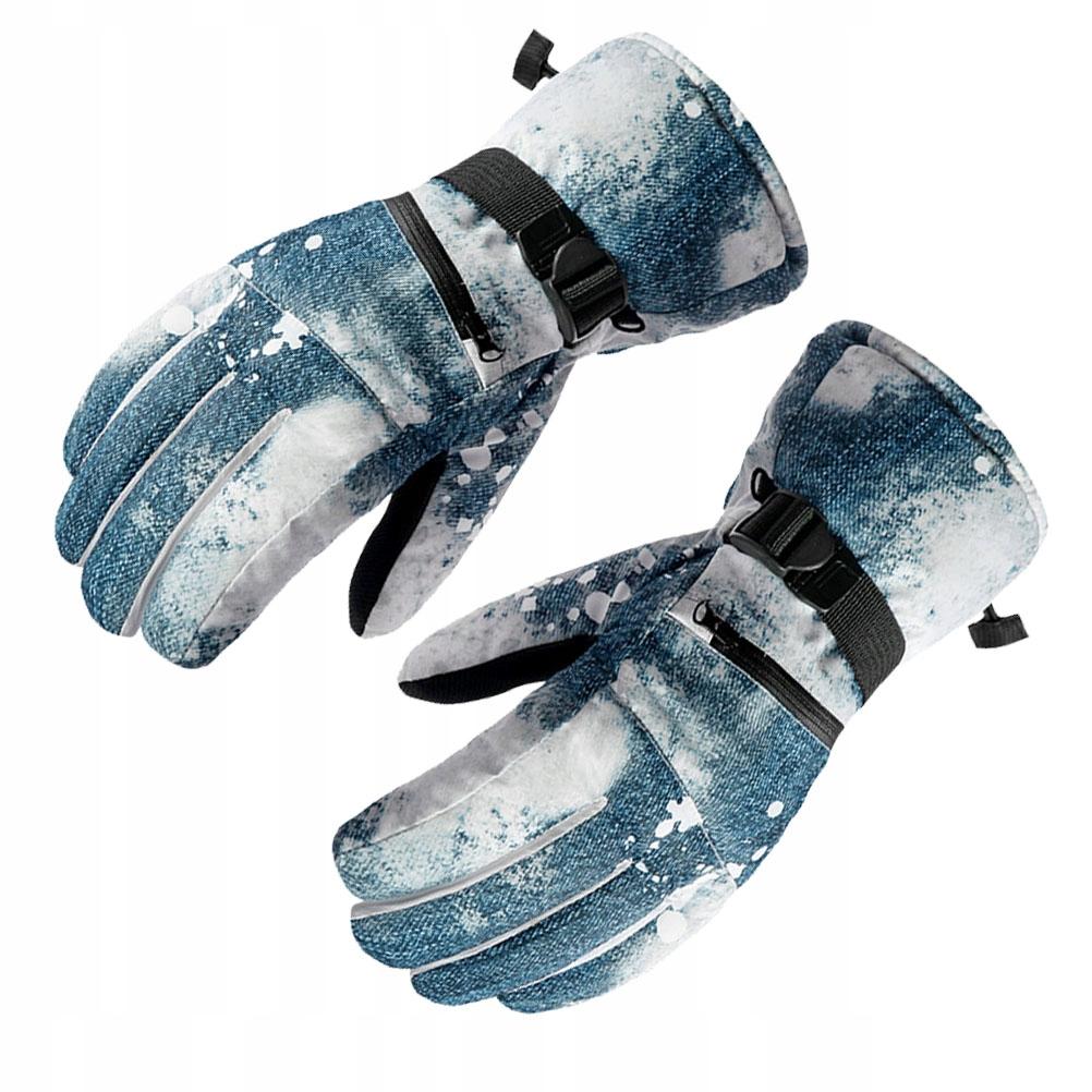 1 para Zimowe rękawiczki zewnętrzne zewnętrzne Zag
