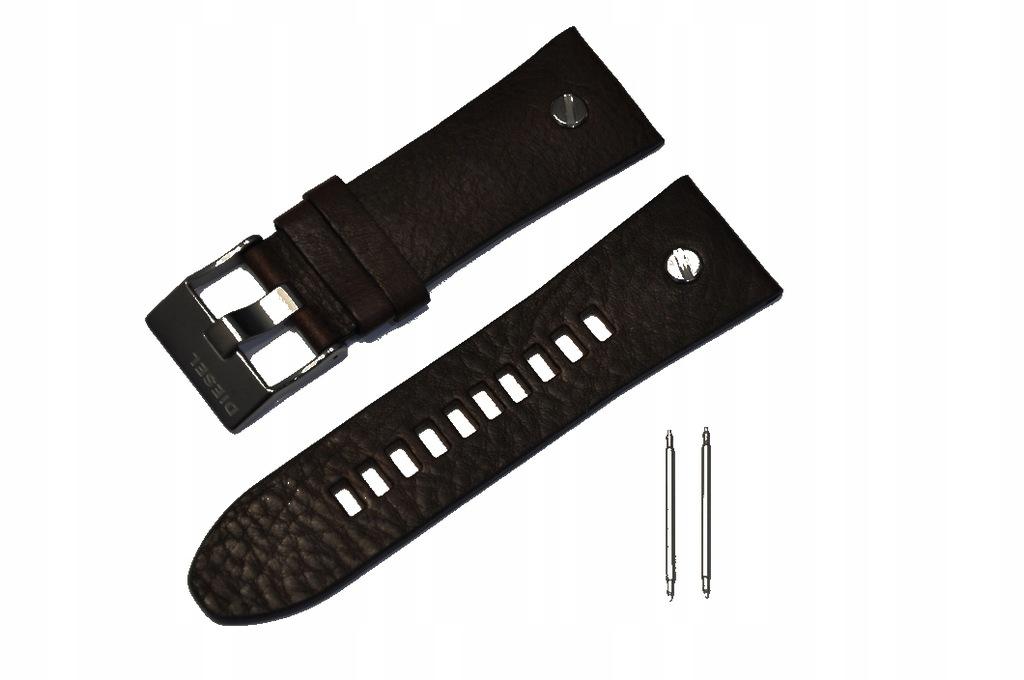 Oryginalny pasek do zegarka Diesel DZ7314 + telesk