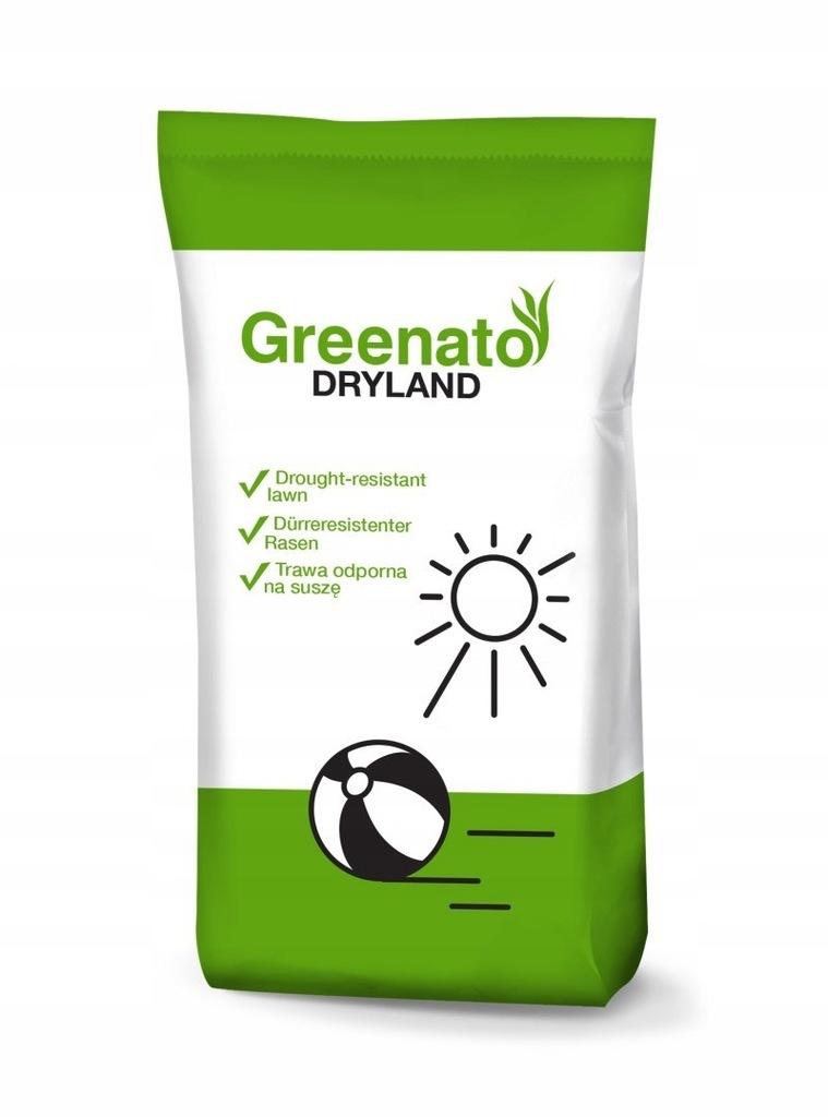 Trawa Odporna na Suszę Greenato Dryland 65kg
