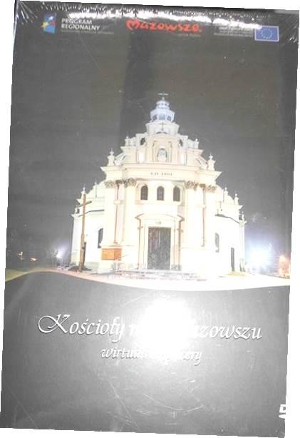 Kościoły na Mazowszu