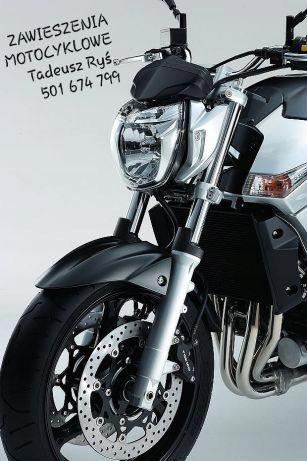 Naprawa Zawieszeń Motocyklowych