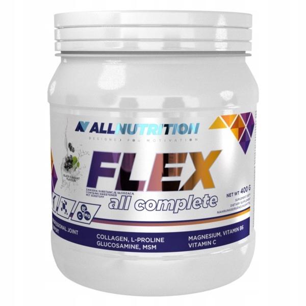 Allnutrition Flex Kolagen, Msm stawy 400g
