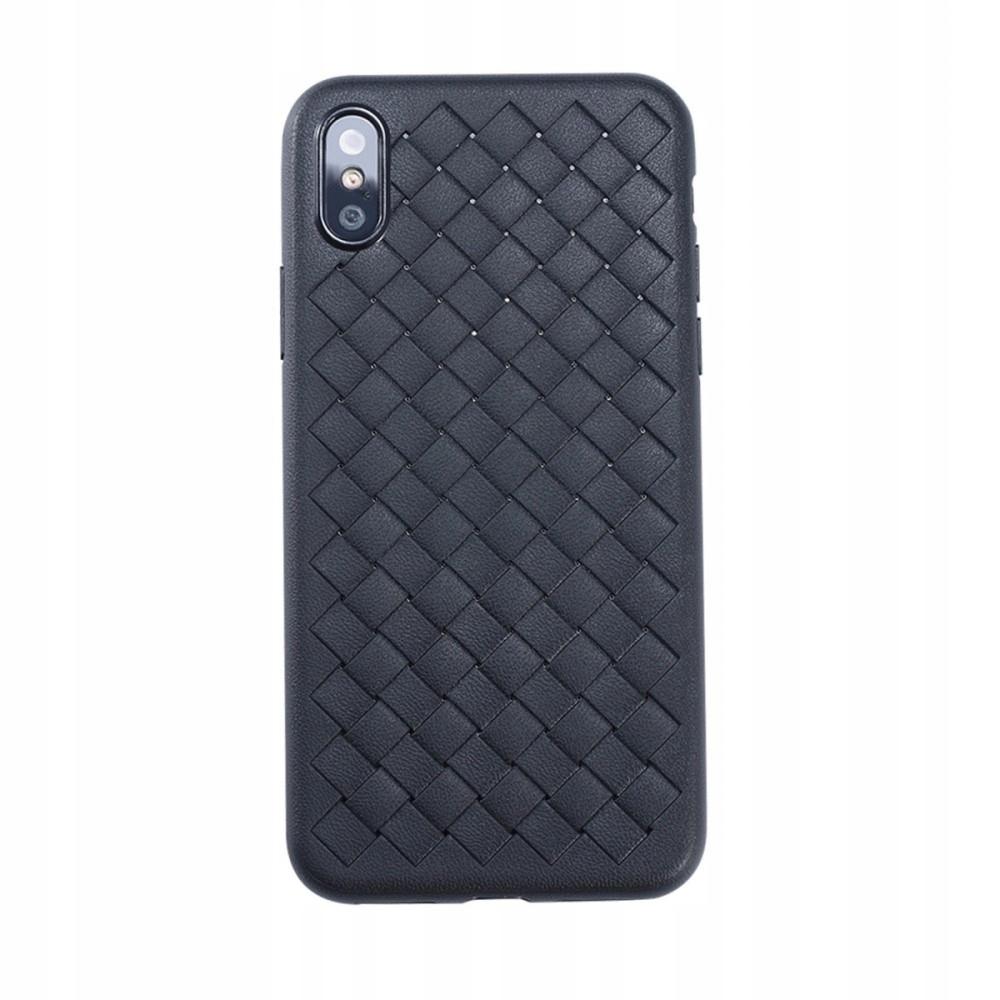 Benks Etui Weavelt iPhone XR czarne