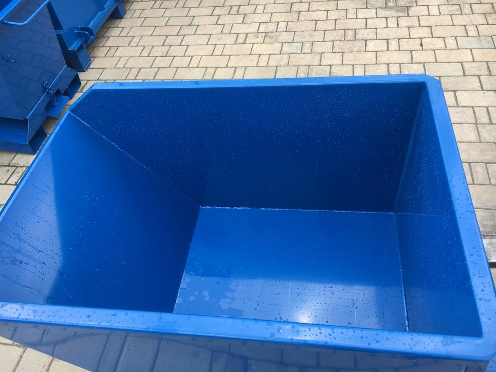 Koleba, kontener na odpady przemysłowe 0,3 m3