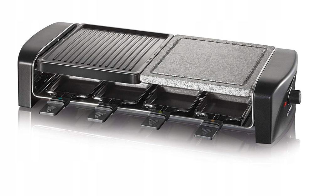 Grill elektryczny Raclette 1400W RG 9640 SEVERIN