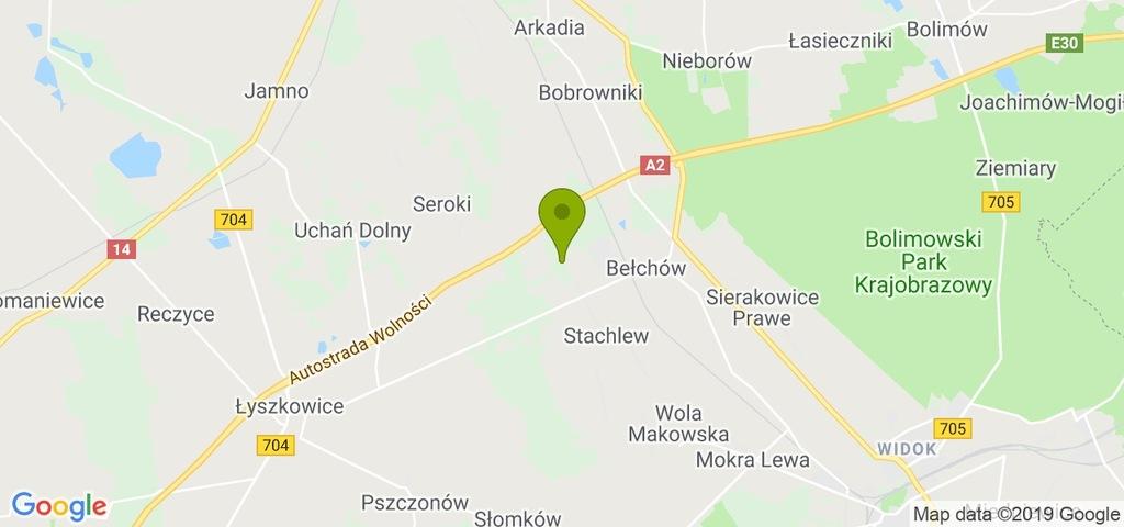 Działka Łyszkowice, łowicki, 9400,00 m²