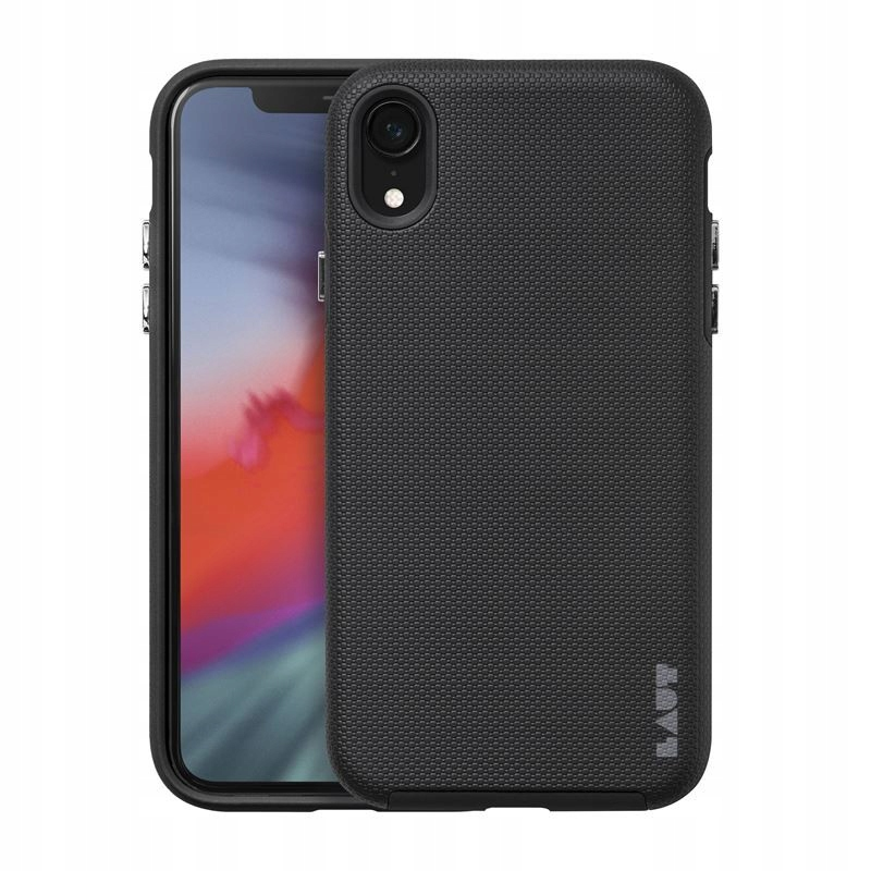Laut Shield - Etui hybrydowe iPhone XR (Black)