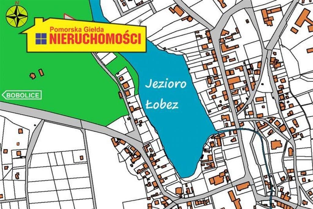 Działka, Biały Bór (gm.), 658 m²