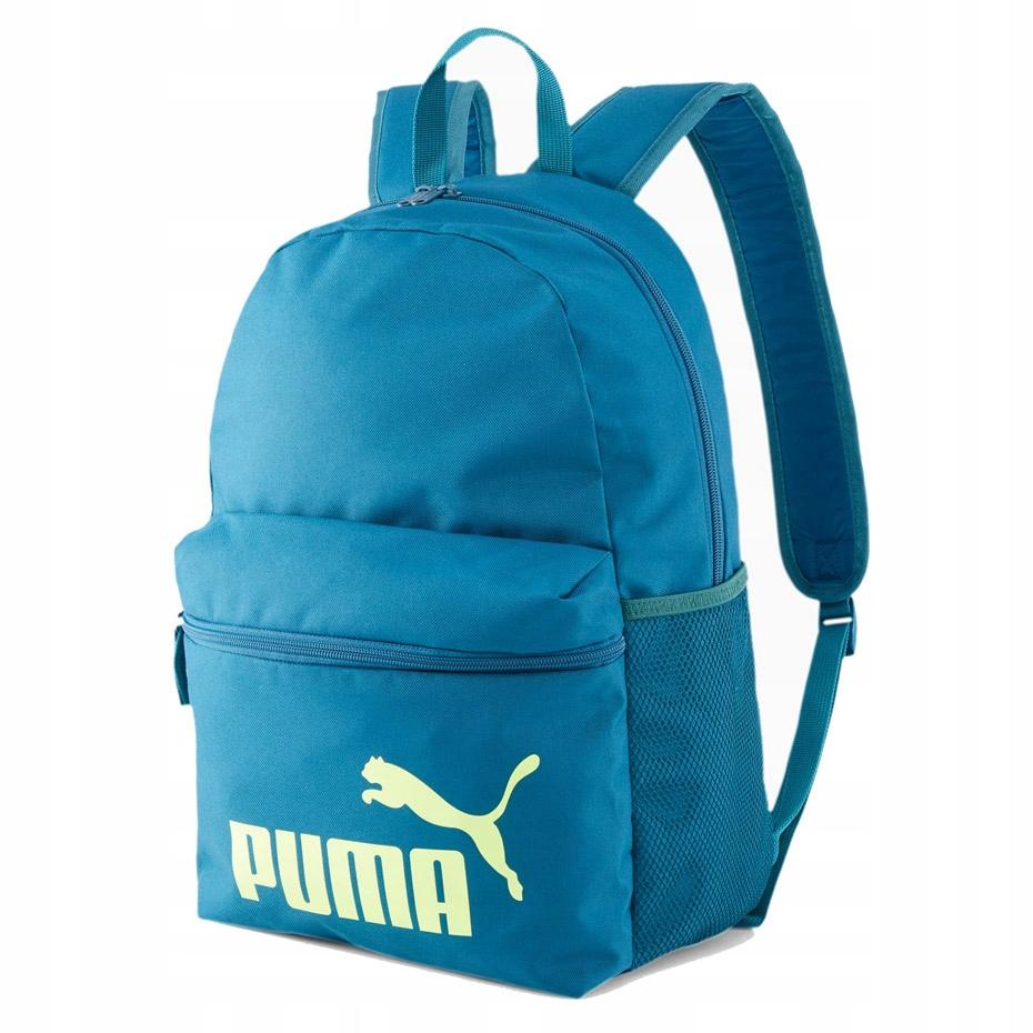 Plecak Puma Phase Backpack niebieski 075487 46