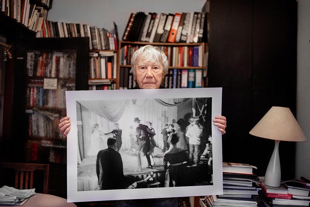Kolekcjonerska fotografia Tadeusza Rolke