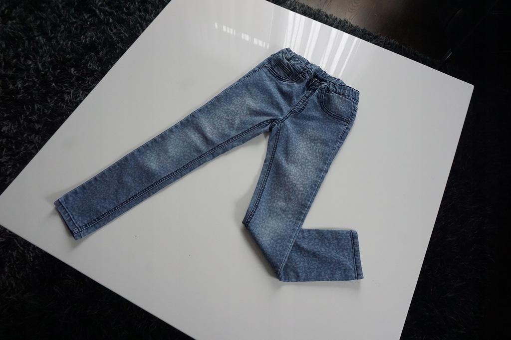 Leginsy dziewczęce Kappahl 122cm