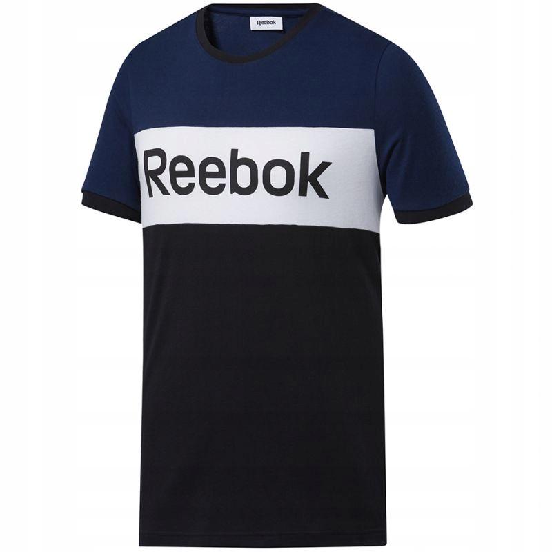 Koszulka Reebok TE LL Blocked SS TE M FK6124 M