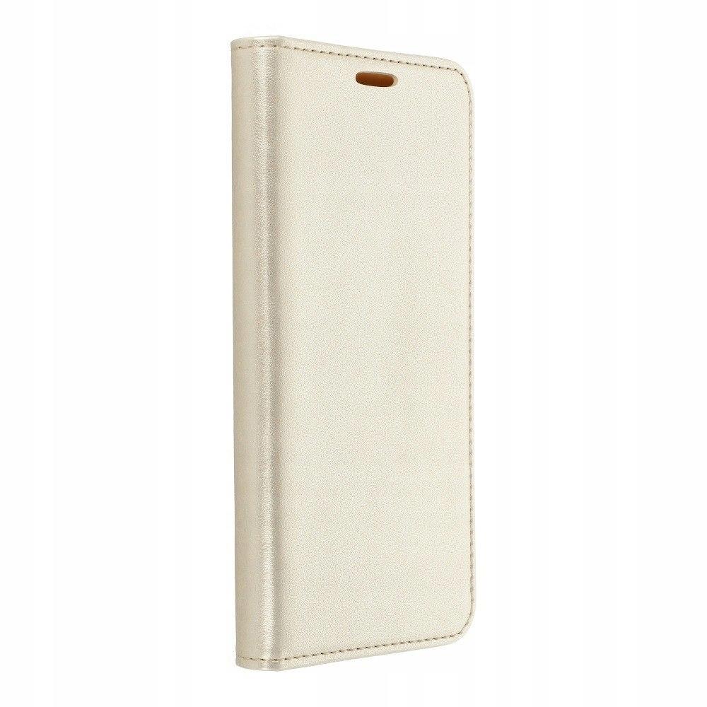 "Kabura Magnet Book do Iphone XS - 5.8"" złoty"