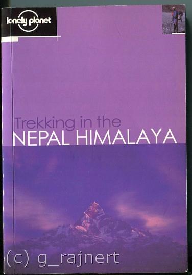 LonelyPlanet Trekking in the Nepal Himalaya