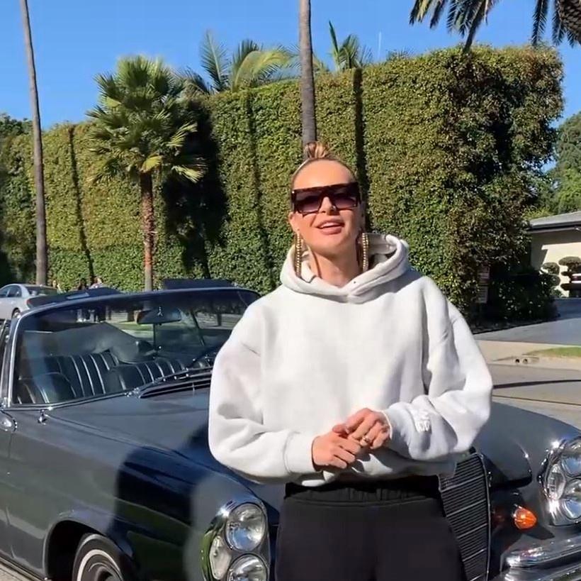 Dzień w Los Angeles z LVMĄ BLACK