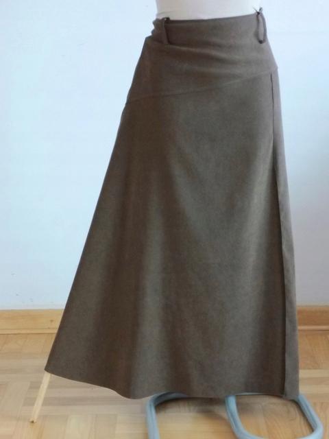 Spódnica Damska Roz.42 Pas 84cm