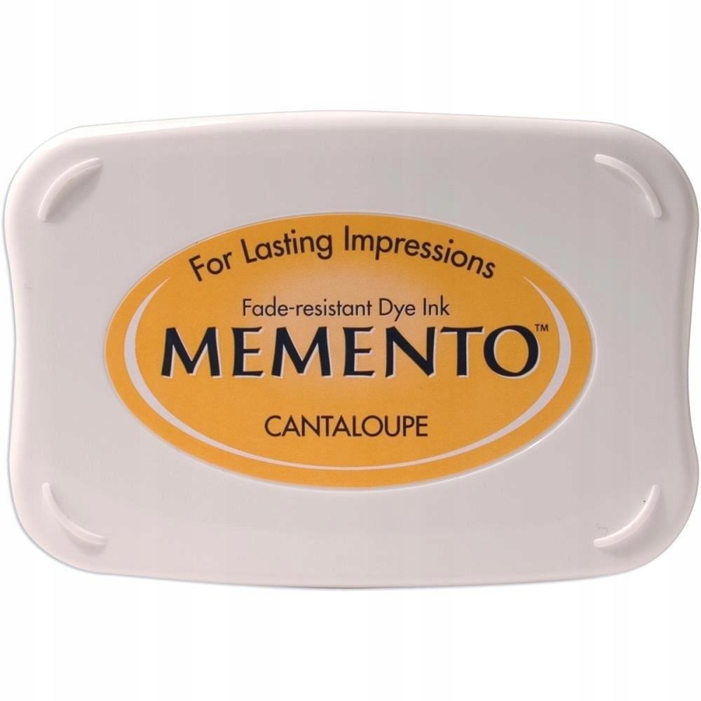 Tusz wodny Memento - Cantaloupe - Tsukineko