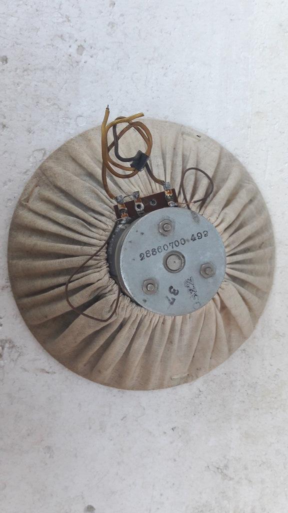 Głośnik Philipsa - 1939 rok