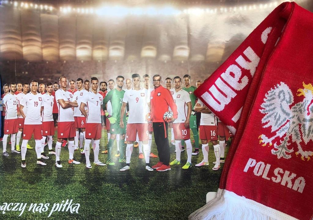 Szalik Fan Club Kamila Stocha + plakat