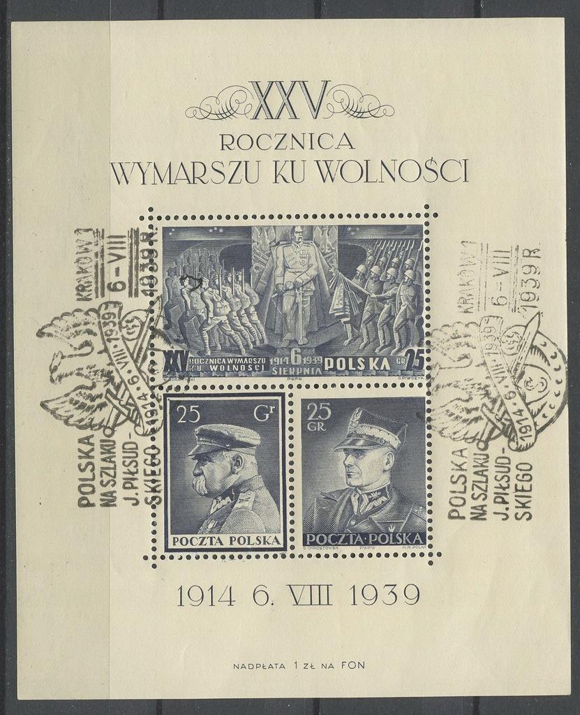 Polska Fi. Blok 8
