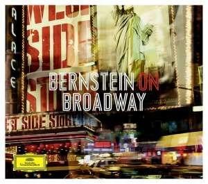 CD L. Bernstein Bernstein On Broadway